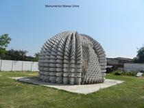 Macheta Monument Marea Unire
