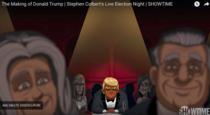 Desen animat Donald Trump