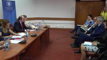 Dezbatere la Ministerul Justitiei