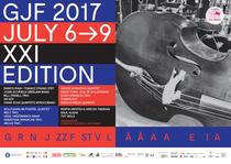 Afis Garana Jazz Festival 2017