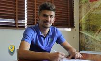 Vlad Morar, noul jucator al echipei Panetolikos