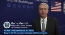 Mesajul ambasadorului Klem