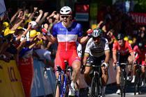 Arnaud Demare, castigatorul etapei a patra a Turului Frantei