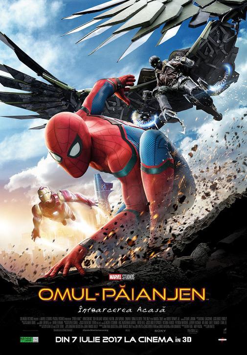 Spider-Man Homecoming mic
