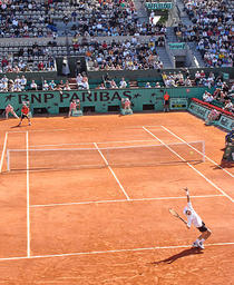 Studiu despre gemetele jucatorilor de tenis