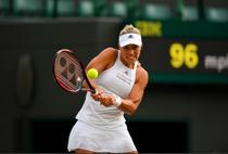 Angelique Kerber, la Wimbledon