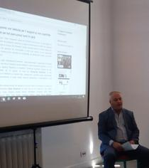 Felix Patrascanu, Fan Courier, la conferinta de joi