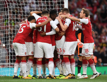 Arsenal, victorie spectaculoasa cu Leicester