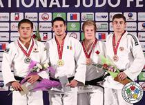 Eduard Serban, campion mondial de cadeti