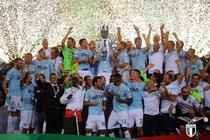 Lazio, castigatoarea Supercupei Italiei
