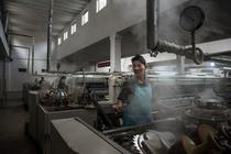 Munca in fabrica