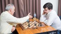 Garry Kasparov, stanga