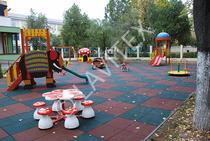 Echipamente Lavitex, intr-un parc din Sectorul 3 din Bucuresti