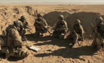 Soldati rusi in Siria (foto arhiva)