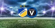 APOEL Nicosia vs FC Viitorul