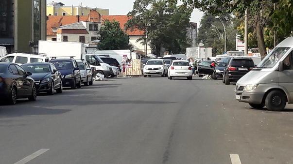 Piata George Coșbuc
