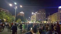 Protest fata de proiectul de modificare a legilor justitiei
