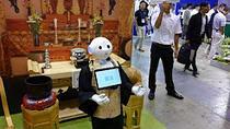 Robotul 'calugar'