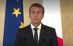Mesajul lui Macron, după atacul din Strasbourg