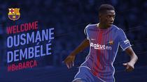 Ousmane Dembele, noul jucator al Barcelonei
