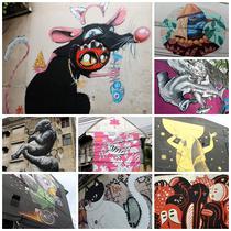 arta stradala Bangkok