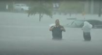 Inundatii catastrofale in Texas