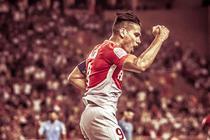 Falcao, inca o dubla pentru Monaco