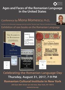 Varste si chipuri ale limbii romane in SUA