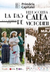 La Pas pe Calea Victoriei - Septembrie