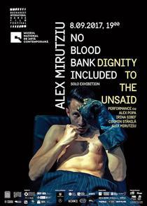 No blood bank included, de Alex Mirutziu