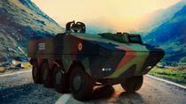 Transportorul blindat 8X8 Agilis construit de Rheinmetall la Moreni