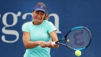 Monica Niculescu, la US Open