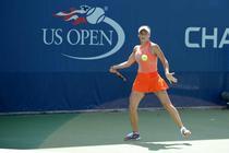 Ana Bogdan, la US Open