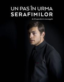"""Ilie Dumitrescu Jr. in filmul """"Un pas in urma serafimilor"""""""