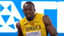 Usain Bolt, doar bronz la Londra