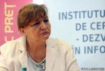 Doina Banciu, fosta sefa ICI