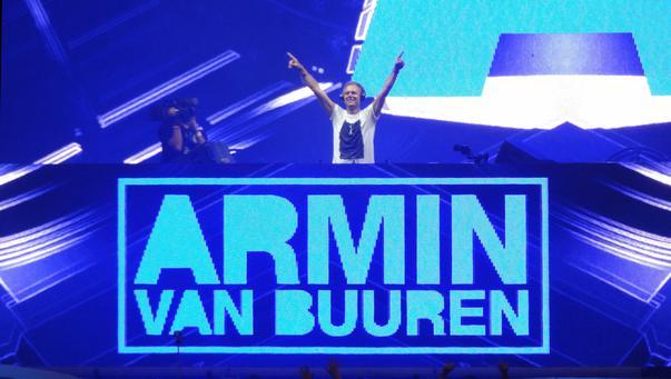 Armin van Buuren @ Untold 2017