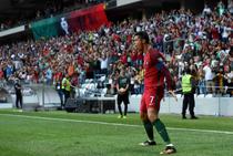 Cristiano Ronaldo, hat-trick pentru Portugalia