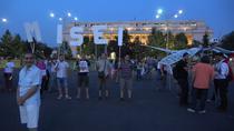 Protest Rosia Montana la Guvern, 1 septembrie