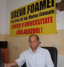 Profesorul Marius Stamate