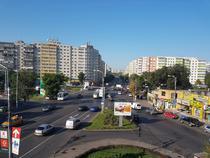 Trafic in Capitala