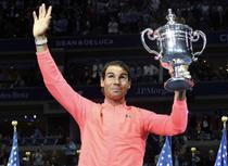 Rafael Nadal, castigator la US Open