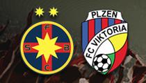 FCSB vs Viktoria Plzen