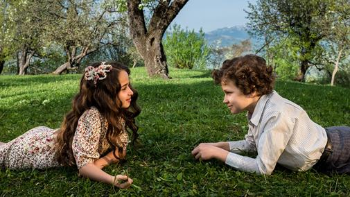 Alessia Tofan si Eric Aradits