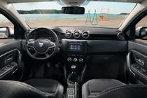 Interiorul noului Dacia Duster