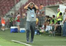 Dan Petrescu, antrenorul celor de la CFR Cluj