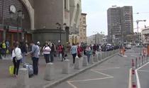 Alerte cu bomba la Moscova, mii de oameni evacuati