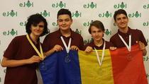 Medaliatii la Olimpiada Europeana de Informatica pentru Juniori