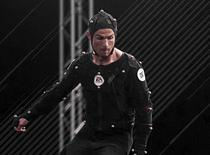 Ronaldo, inregistrat cu ajutorul Real Player Motion Technology