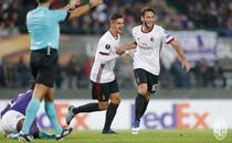 AC Milan, victorie categorica in fata Austriei Viena